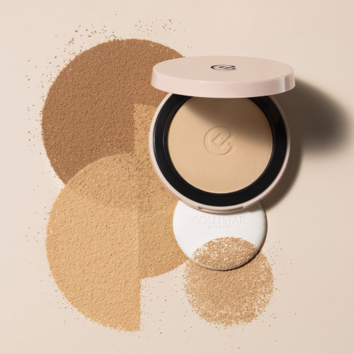 Collistar Impeccable Compact Powder 50N Cameo