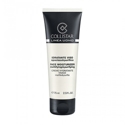 Collistar Men's Line Face Moisturizer Mattifying & Purifying 75ml