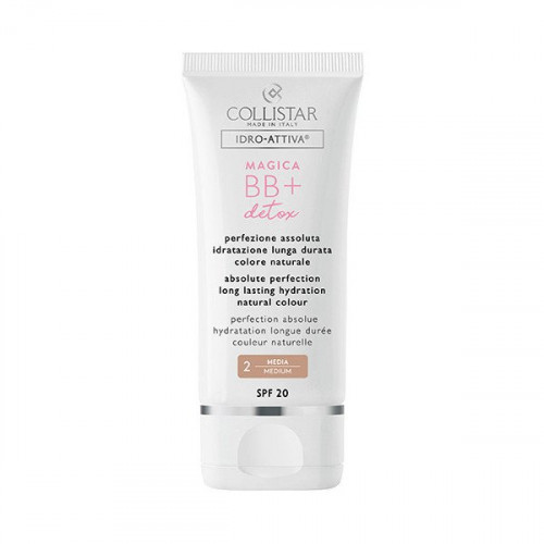 Collistar Magica BB+ Detox SPF20 BB Cream 50ml - 2 Medium