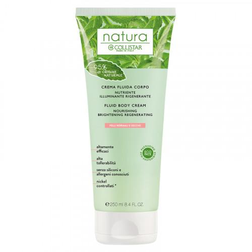 Collistar Natura Fluid Body Cream 250ml
