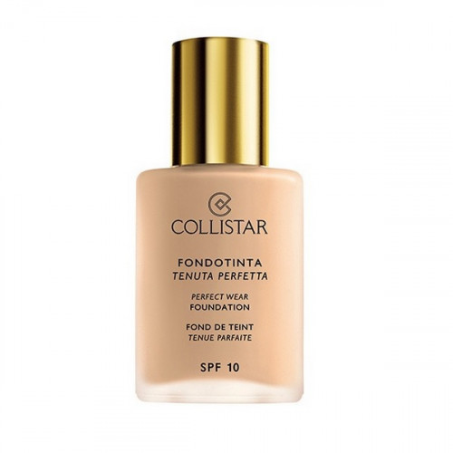 Collistar Perfect Wear Foundation SPF 10  Nr 0