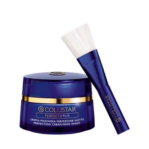 Collistar Perfecta Plus Face and Neck Perfection Cream Mask Night  50ml