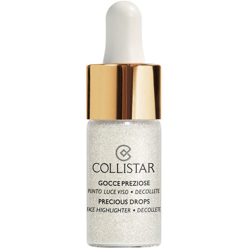 Collistar Precious Drops Face Highlighter Decollete 01 White Pearl