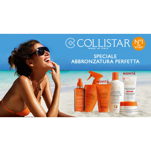 Collistar Protective Tanning Cream SPF15 150ml Water Resistant