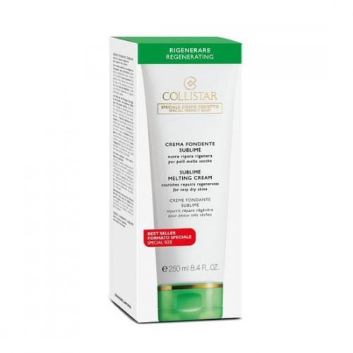 Collistar Sublime Melting Cream 250ml Tube