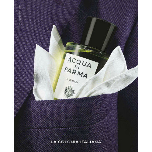 Acqua di Parma Colonia 180ml eau de cologne flacon + Refillable Metal Vaporizer