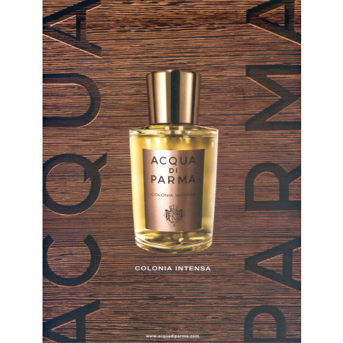 Acqua di Parma Colonia Intensa 100ml Eau De Cologne Spray