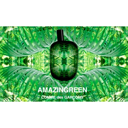 Comme des Garçons Amazingreen 100ml eau de parfum spray