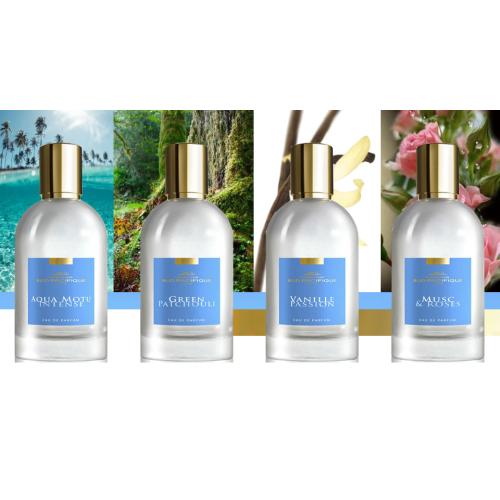 Comptoir Sud Pacifique Green Patchouli 30ml eau de parfum spray