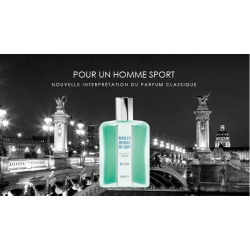 Caron Pour un Homme Sport 125ml eau de toilette spray