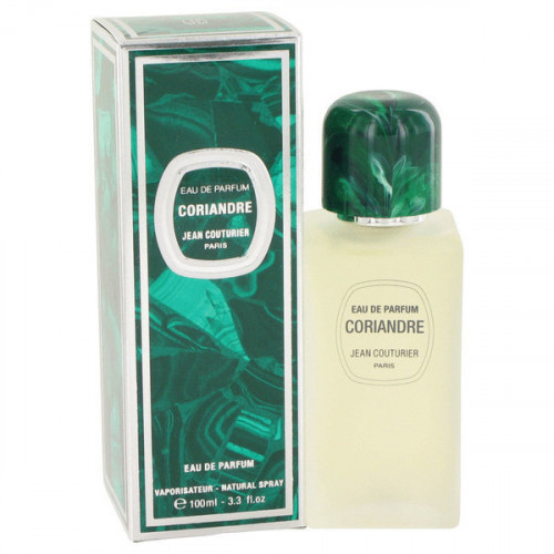 Jean Couturier Coriandre 100ml eau de parfum spray