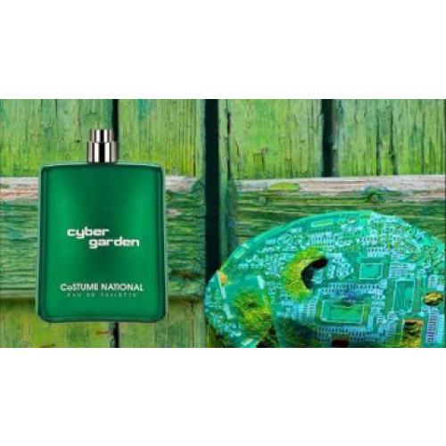 Costume National Cyber Garden 100ml eau de toilette spray