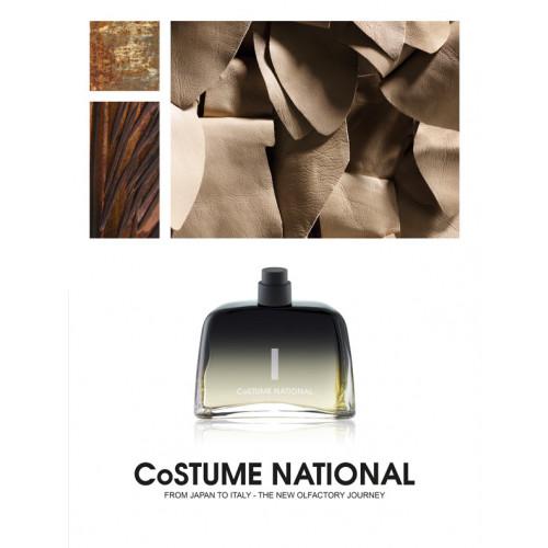 Costume National I Set 100 ml eau de parfum spray + 7,5 ml Costume National I travelspray + 7,5 ml Costume National J travelspray