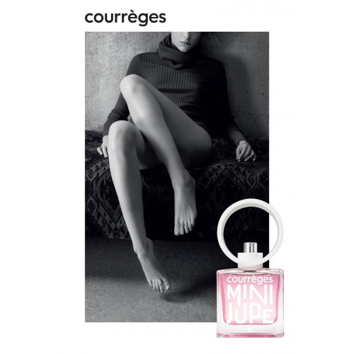 Courreges Mini Jupe 100ml eau de parfum spray
