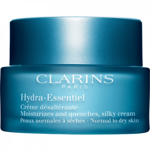Clarins Hydra-Essentiel Crème Désaltérante 50ml (normale tot droge huid)