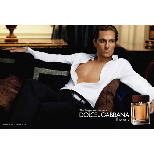 Dolce & Gabbana The One for Men Set 100ml eau de toilette spray + 70 gr Deodorant stick