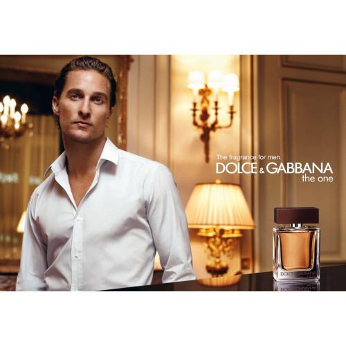 Dolce & Gabbana The One for Men Set 100ml edt + 30ml edt