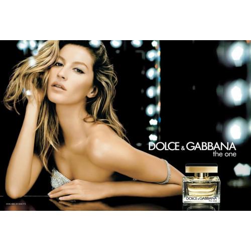 Dolce & Gabbana The One Set 75ml eau de parfum spray + 100ml Bodylotion + 10ml edp