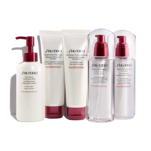 Shiseido Daily Essentials Deep Cleansing Foam 125ml