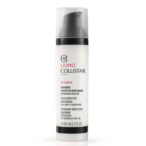Collistar Uomo Daily Protective Moisturizer Face and Eye Cream 24h 80ml Dagcrème