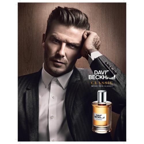 David Beckham Classic 60ml eau de toilette spray