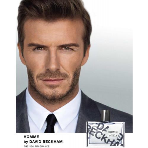 David Beckham Homme 75ml eau de toilette spray