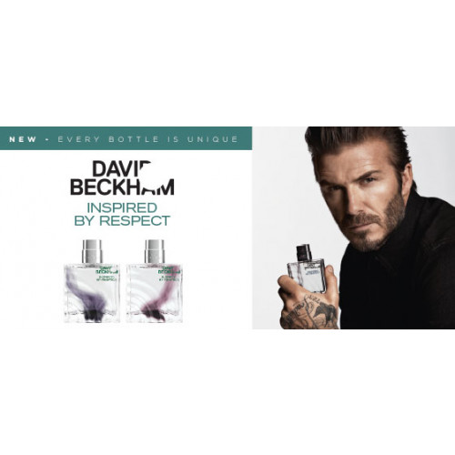 David Beckham Inspired By Respect 40ml eau de toilette spray