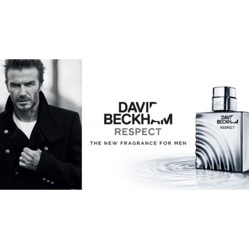 David Beckham Respect 40ml eau de toilette spray