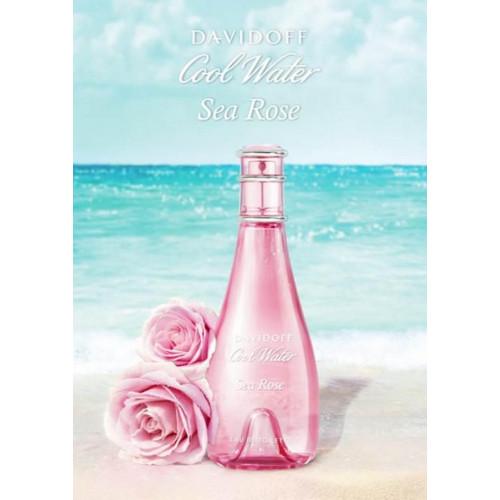 Davidoff Cool Water Sea Rose 100ml eau de toilette spray