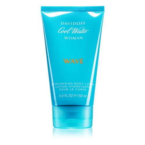 Davidoff Cool Water Wave Woman 150ml Bodylotion