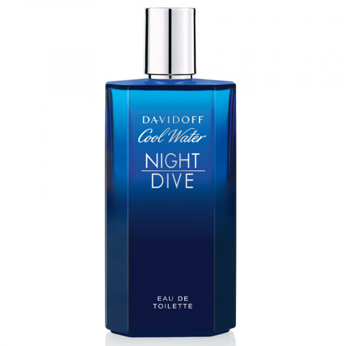 Davidoff Cool Water Night Dive 125ml eau de toilette spray