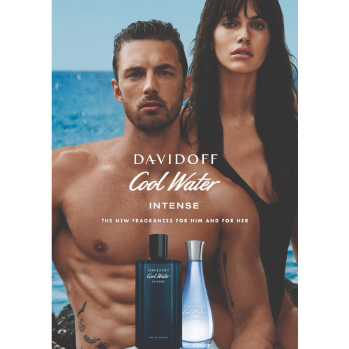 Davidoff Cool Water for Men Intense 125ml eau de parfum spray