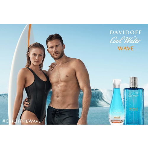 Davidoff Cool Water Wave for Men 200ml eau de toilette spray