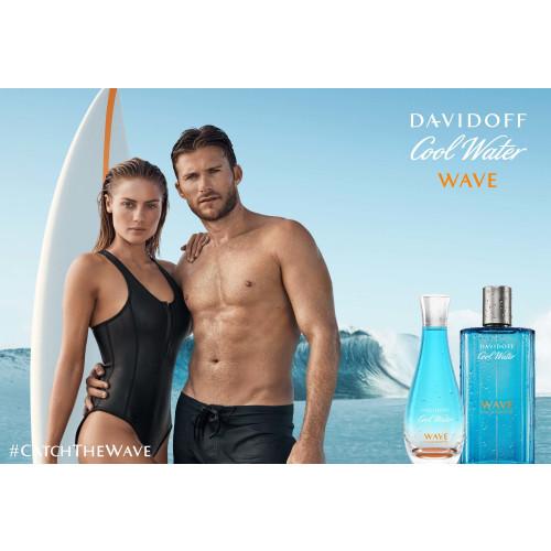 Davidoff Cool Water Wave Woman 50ml eau de toilette spray
