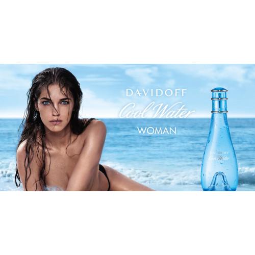 Davidoff Cool Water Woman 50ml eau de toilette spray