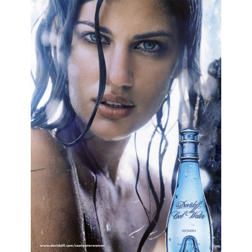 Davidoff Cool Water woman 200ml eau de toilette spray