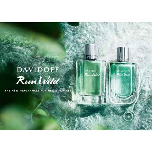 Davidoff Run Wild for Her 100ml eau de toilette spray