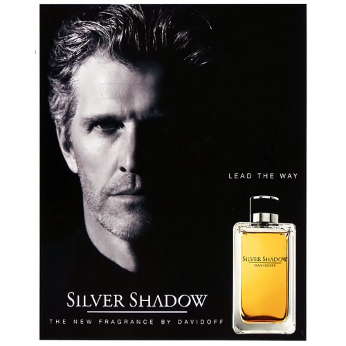 Davidoff	Silver Shadow 100ml eau de toilette spray