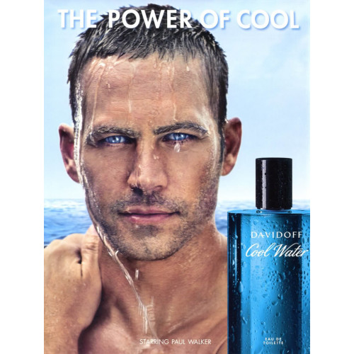 Davidoff Cool Water  for Men 125ml eau de toilette spray