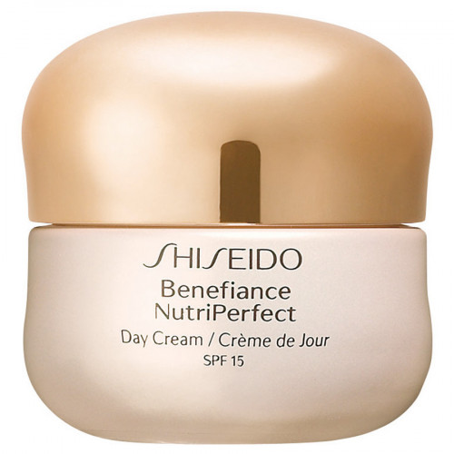 Shiseido Benefiance NutriPerfect  Day Cream SPF 15 Gezichtscrème 50ml