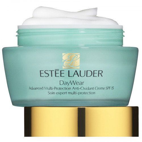 Estee Lauder DayWear Advanced Multi-Protection Anti-Oxidant Cream SPF15 dagcrème 50ml droge huid
