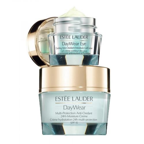 Estee Lauder DayWear Set Multi-Protection Anti-Oxidant 24H- CremeSPF15 50ml +Daywear Eye 15ml