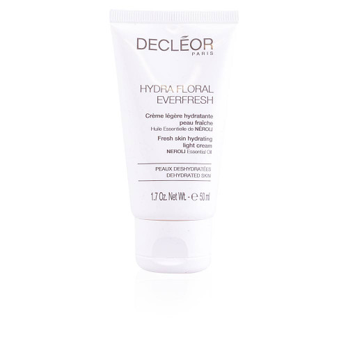 Decléor Hydra Floral Everfresh Fresh Skin Hydrating Light Cream 50ml Dagcrème tube