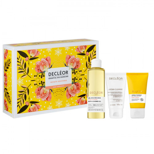 Decléor Infinte Soothing Rose d'orient Set 3 delig