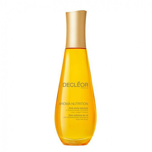 Decléor Aroma Nutrition Satin Softening Dry Oil 100ml