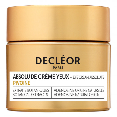 Decléor ORExcellence Absolu de Creme Yeux Pivoine  15ml Oogcreme