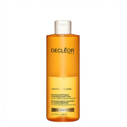 Decleor Aroma Cleanse BI-Phase Nettoyant & Demaquillant Soin 400ml