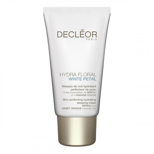Decleor Hydra Floral White Petal Sleeping Mask 50ml