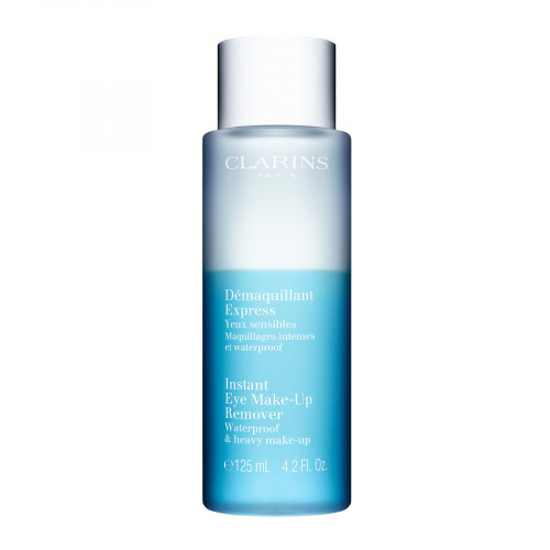 Clarins Démaquillant Express Pour les Yeux 125ml MAKE-UP REMOVER