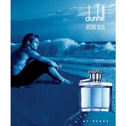 Dunhill Desire Blue Set 100ml edt + 90ml Showergel + 195ml Bodyspray